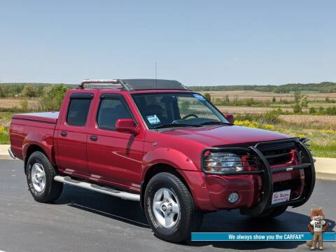 2001 Nissan Frontier for sale at Bob Walters Linton Motors in Linton IN