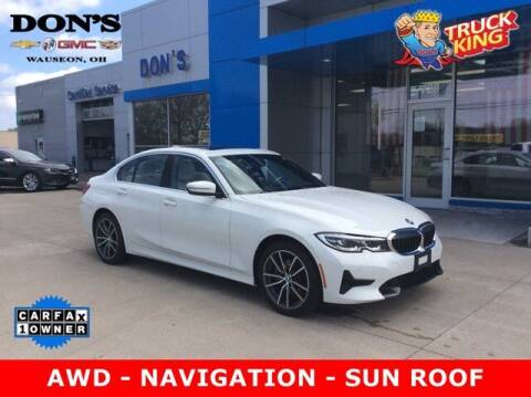 2020 BMW 3 Series for sale at DON'S CHEVY, BUICK-GMC & CADILLAC in Wauseon OH