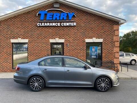 2016 Volkswagen Jetta for sale at Terry Clearance Center in Lynchburg VA