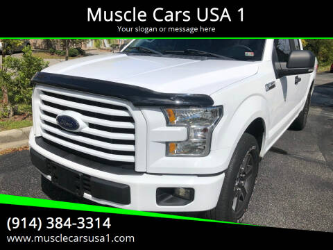 2015 Ford F-150 for sale at Muscle Cars USA 1 in Murrells Inlet SC