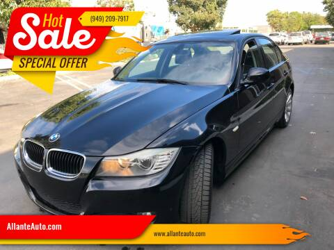 2011 BMW 3 Series for sale at AllanteAuto.com in Santa Ana CA