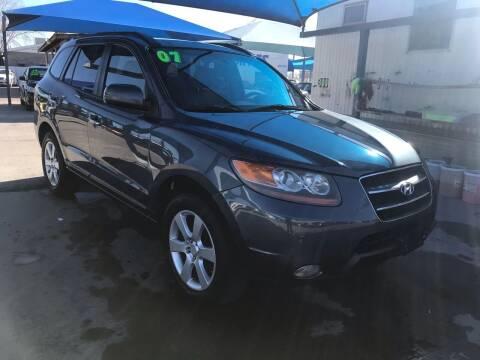 2007 Hyundai Santa Fe for sale at Autos Montes in Socorro TX
