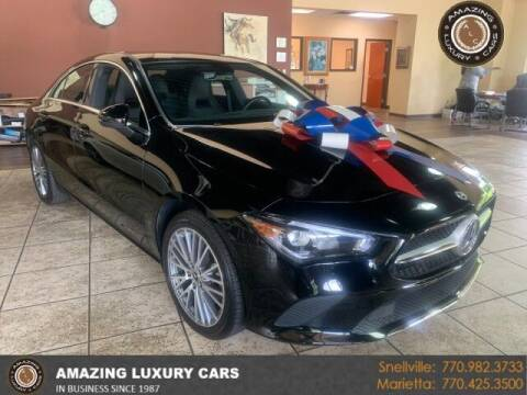 2020 Mercedes-Benz CLA for sale at Amazing Luxury Cars in Snellville GA