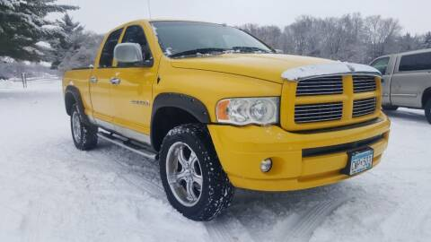2005 Dodge Ram Pickup 1500 for sale at Shores Auto in Lakeland Shores MN
