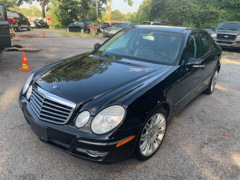 2008 Mercedes-Benz E-Class for sale at Philip Motors Inc in Snellville GA