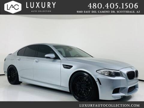 2013 BMW M5 for sale at Luxury Auto Collection in Scottsdale AZ
