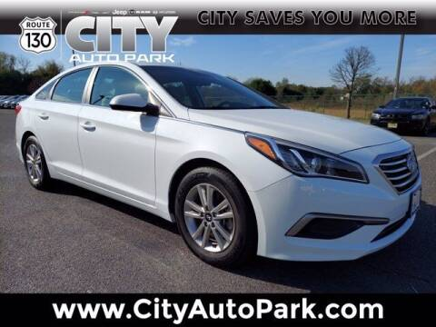 2017 Hyundai Sonata for sale at City Auto Park in Burlington NJ