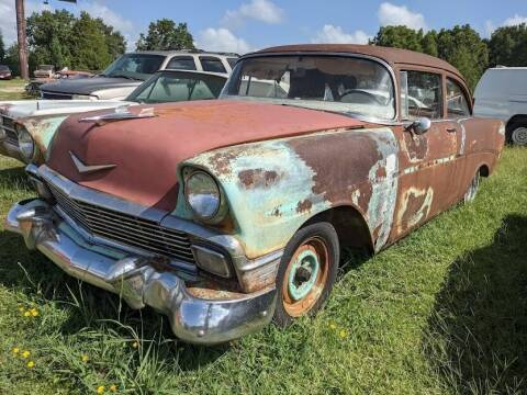 1956 Chevrolet 210 for sale at Classic Cars of South Carolina in Gray Court SC