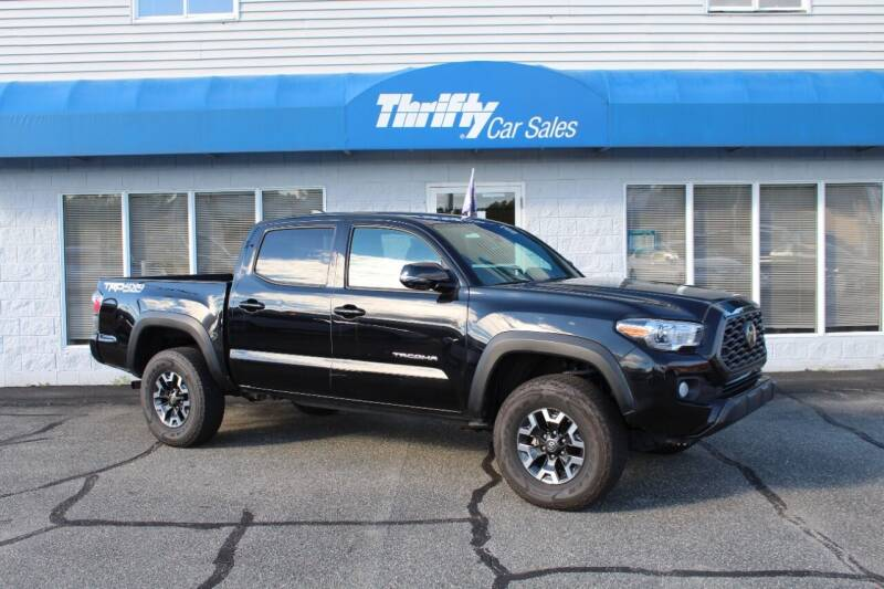 2020 Toyota Tacoma for sale at Thrifty Car Sales Westfield in Westfield MA