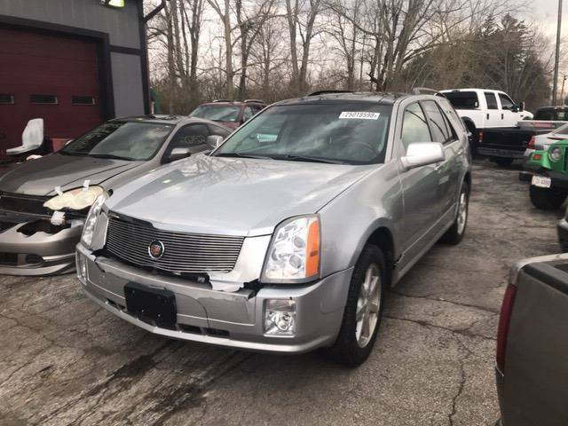 2005 Cadillac SRX for sale at A-1 Auto in Crestline OH