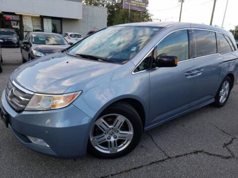 2011 Honda Odyssey for sale at Capital City Imports in Tallahassee FL