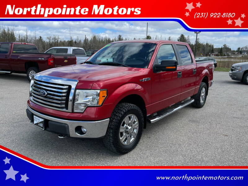 2011 Ford F-150 for sale at Northpointe Motors in Kalkaska MI
