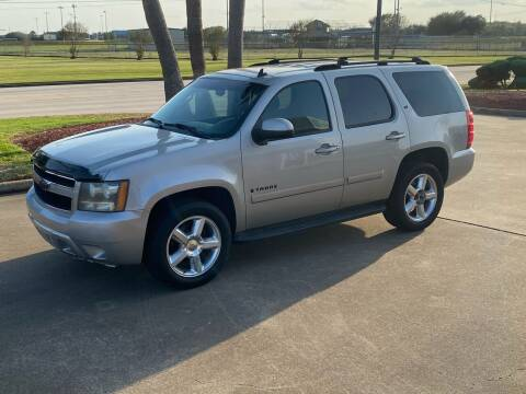 2007 Chevrolet Tahoe for sale at M A Affordable Motors in Baytown TX