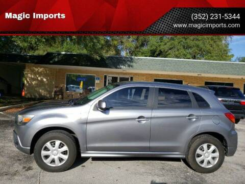 2012 Mitsubishi Outlander Sport for sale at Magic Imports in Melrose FL