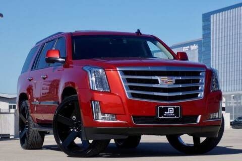 2015 Cadillac Escalade for sale at JD MOTORS in Austin TX