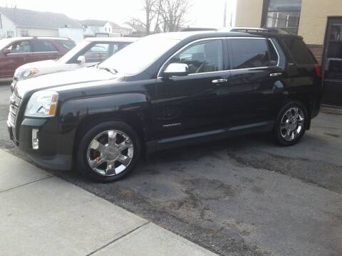 2011 GMC Terrain for sale at Nelsons Auto Specialists in New Bedford MA
