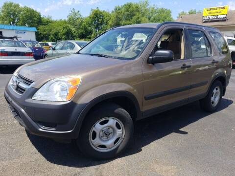 2004 Honda CR-V for sale at Germantown Auto Sales in Carlisle OH