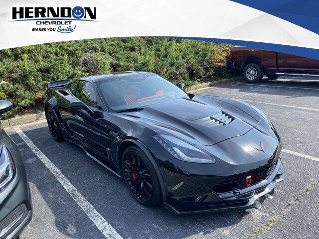 2017 Chevrolet Corvette for sale in Lexington, SC