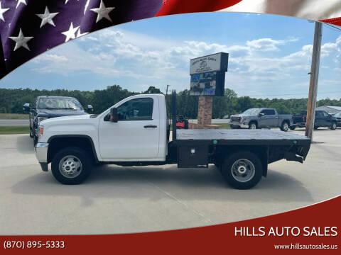 2015 GMC Sierra 3500HD CC for sale at Hills Auto Sales in Salem AR