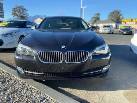 2011 BMW 5 Series for sale at Global Auto Group in Fontana CA