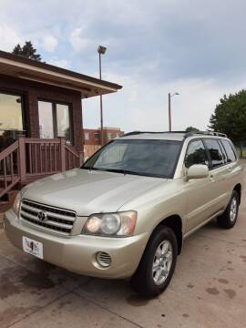 2001 Toyota Highlander for sale at CARS4LESS AUTO SALES in Lincoln NE