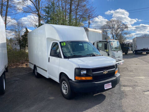 2013 Chevrolet Express Cutaway for sale at Auto Towne in Abington MA