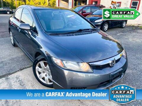 2011 Honda Civic for sale at High Rated Auto Company in Abingdon MD
