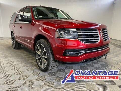 2016 Lincoln Navigator for sale at Advantage Auto Direct in Kent WA