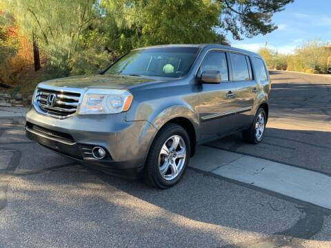 2012 Honda Pilot for sale at BUY RIGHT AUTO SALES in Phoenix AZ