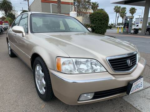 2000 Acura RL for sale at North County Auto in Oceanside CA
