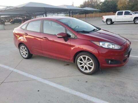 2016 Ford Fiesta for sale at Jerry's Buick GMC in Weatherford TX
