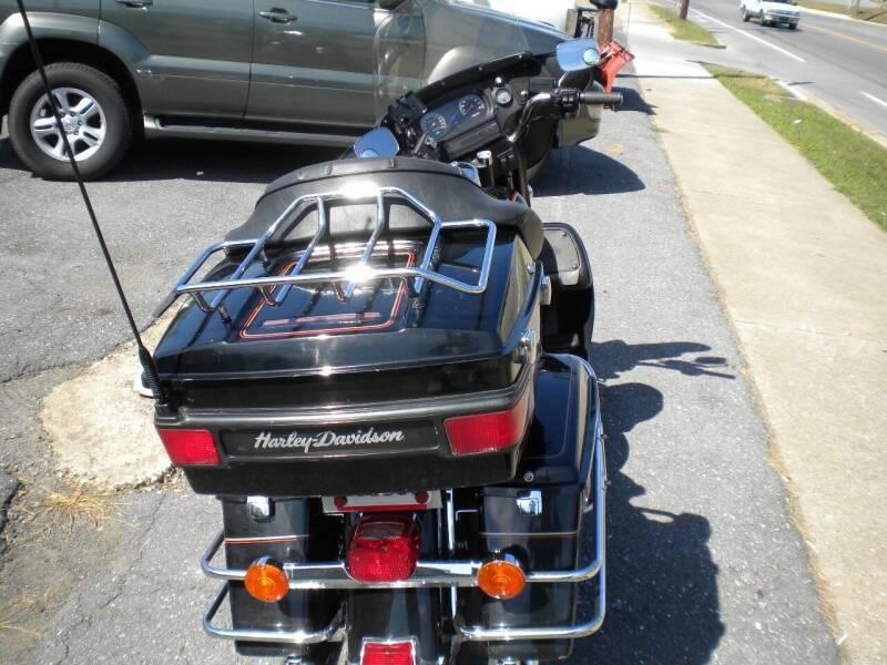 1992 Harley -Davidson FLHTC-U ULTRA CLASSIC ULTRA GLIDE - Waynesboro VA