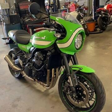 2018 Kawasaki Z900SR