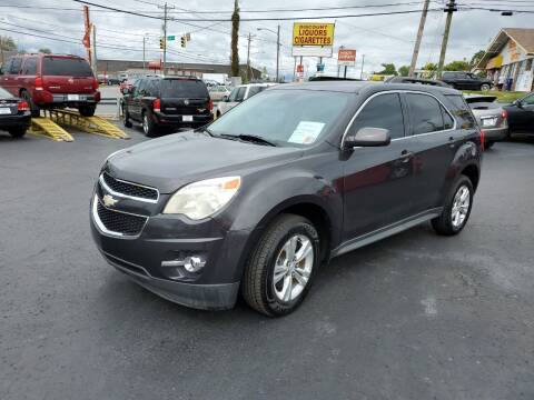 2013 Chevrolet Equinox for sale at Rucker's Auto Sales Inc. in Nashville TN