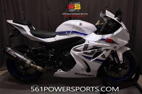 2018 Suzuki GSX-R1000 for sale at Powersports of Palm Beach in Hollywood FL