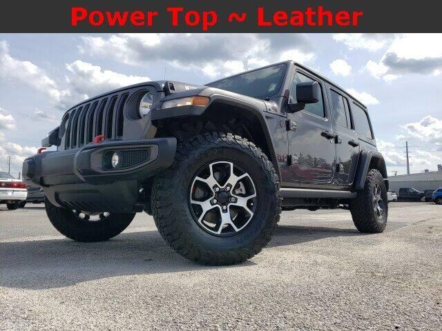 2021 Jeep Wrangler Unlimited for sale in Dallas, GA