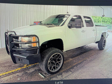 2013 Chevrolet Silverado 2500HD for sale at Gator Truck Center of Ocala in Ocala FL