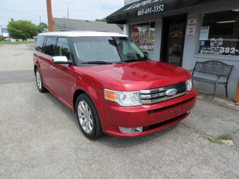 2012 Ford Flex for sale at karns motor company in Knoxville TN
