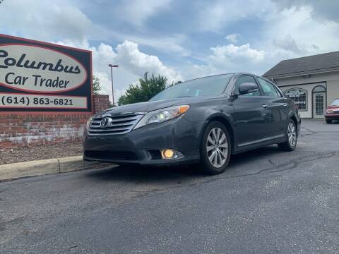2011 Toyota Avalon for sale at Columbus Car Trader in Reynoldsburg OH