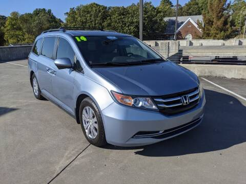 2014 Honda Odyssey for sale at QC Motors in Fayetteville AR