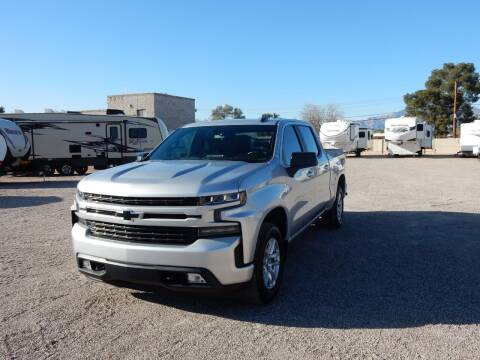 2019 Chevrolet Silverado 1500 for sale at Eastside RV Liquidators in Tucson AZ