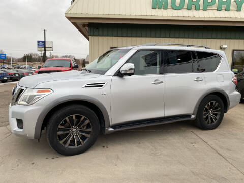 2017 Nissan Armada for sale at Murphy Motors Next To New Minot in Minot ND