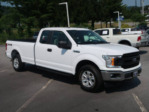 2019 Ford F-150 for sale at Ken Wilson Ford in Canton NC