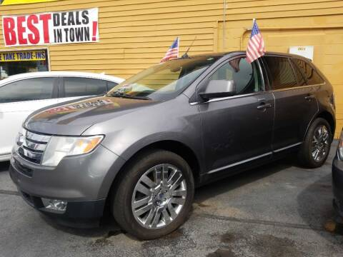 2010 Ford Edge for sale at American Auto Group LLC in Saginaw MI
