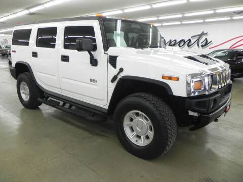 2003 HUMMER H2 for sale at 121 Motorsports in Mount Zion IL