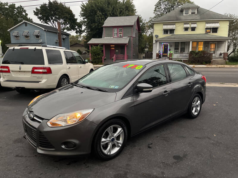 2014 Ford Focus for sale at Roy's Auto Sales in Harrisburg PA