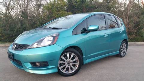 2013 Honda Fit for sale at Houston Auto Preowned in Houston TX