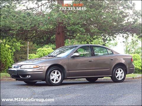 2001 Oldsmobile Alero for sale at M2 Auto Group Llc. EAST BRUNSWICK in East Brunswick NJ