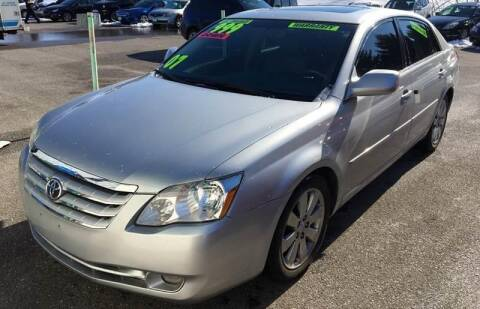 2007 Toyota Avalon for sale at McNamara Auto Sales - Dover Lot in Dover PA