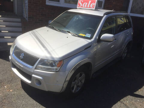 2006 Suzuki Grand Vitara for sale at UNION AUTO SALES in Vauxhall NJ